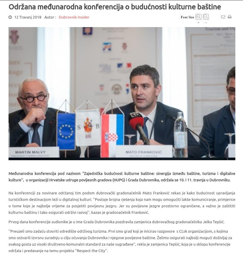 HUPG konferencija 2018 - dubrovnikinsider.hr